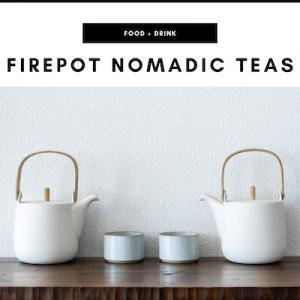 Firepot Nomadic Teas - Nashville, TN Local Gifts