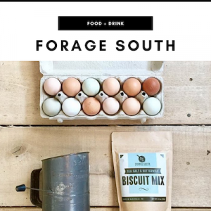 Forage South - Nashville, TN Local Gifts