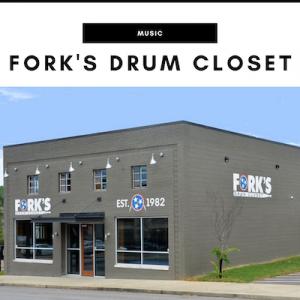 Fork's Drum Closet - Nashville, TN Local Gifts
