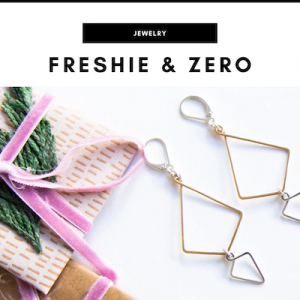 Freshie & Zero - Nashville, TN Local Gifts