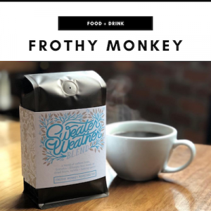 Frothy Monkey - Nashville, TN Local Gifts