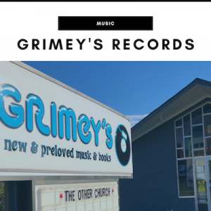 Grimey's Records - Nashville, TN Local Gifts