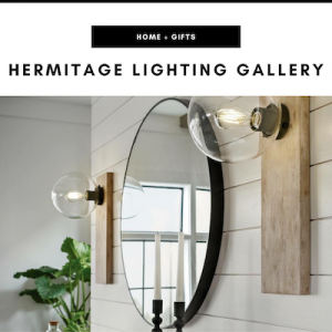 Hermitage Lighting Gallery - Nashville, TN Local Gifts