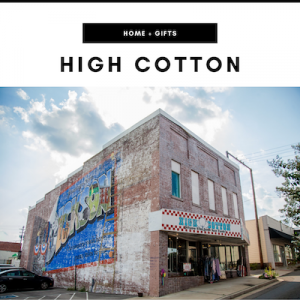 High Cotton - Nashville, TN Local Gifts