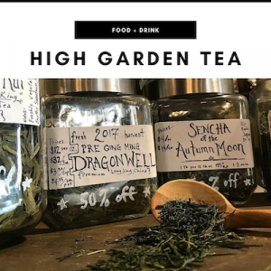 High Garden Tea - Nashville, TN Local Gifts