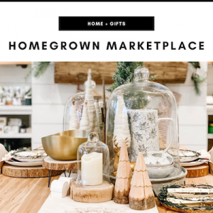 Homegrown Marketplace - Nashville, TN Local Gifts