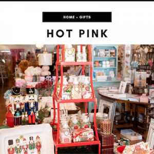 Hot Pink - Nashville, TN Local Gifts