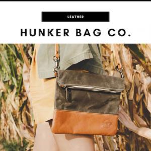 Hunker Bag Co. - Nashville, TN Local Gifts