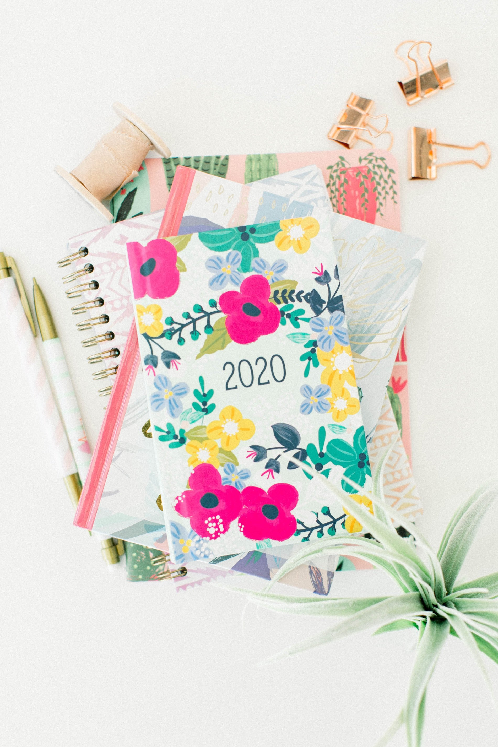 January 2020 New Year Goals Buy a Home