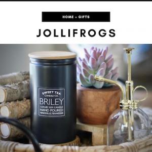Jollifrogs - Nashville, TN Local Gifts