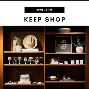 Keep Shop - Nashville, TN Local Gifts