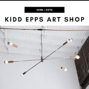 Kidd Epps Art Shop - Nashville, TN Local Gifts