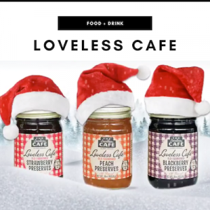 Loveless Cafe - Nashville, TN Local Gifts