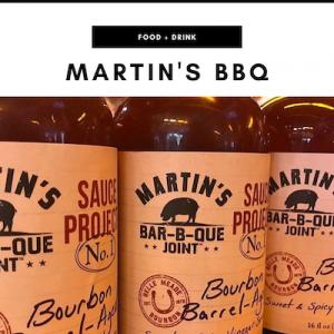 Martin's BBQ - Nashville, TN Local Gifts
