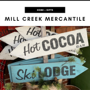 Mill Creek Mercantile - Nashville, TN Local Gifts