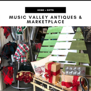 Music Valley Antiques & Marketplace - Nashville, TN Local Gifts