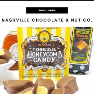 Nashville Chocolate & Nut Co. - Nashville, TN Local Gifts