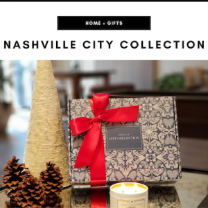 Nashville City Collection - Nashville, TN Local Gifts