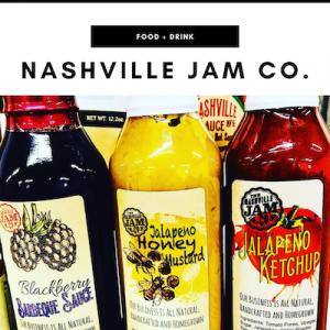 Nashville Jam Co. - Nashville, TN Local Gifts