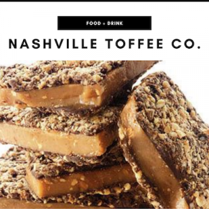 Nashville Toffee Co. - Nashville, TN Local Gifts