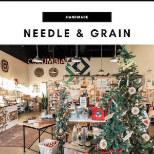 Needle & Grain - Nashville, TN Local Gifts