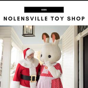 Nolensville Toy Shop - Nashville, TN Local Gifts