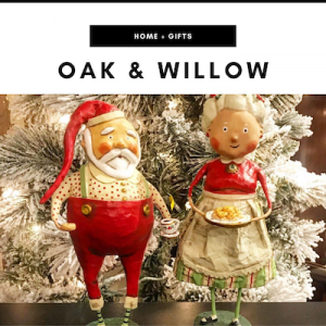 Oak & Willow - Nashville, TN Local Gifts