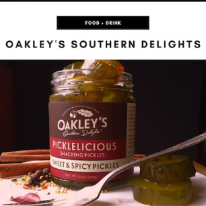 Oakley's Southern Delights - Nashville, TN Local Gifts