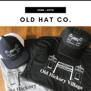 Old Hat Co. - Nashville, TN Local Gifts