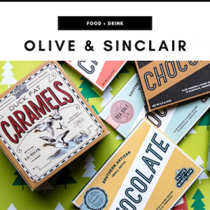 Olive & Sinclair - Nashville, TN Local Gifts