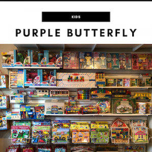 Purple Butterfly Children's Boutique - Nashville, TN Local Gifts