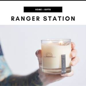 Ranger Station - Nashville, TN Local Gifts