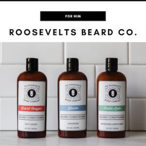 Roosevelts Beard Co. - Nashville, TN Local Gifts