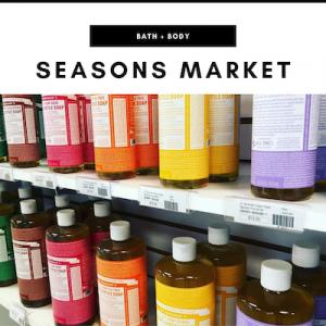 Seasons Market - Nashville, TN Local Gifts