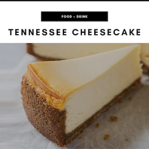 Tennessee Cheesecake - Nashville, TN Local Gifts