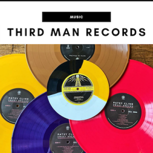 Third Man Records - Nashville, TN Local Gifts