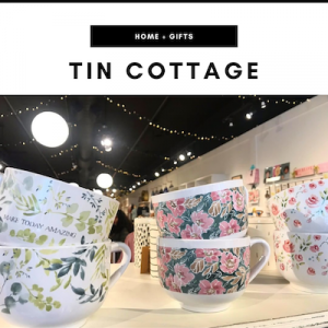 Tin Cottage - Nashville, TN Local Gifts