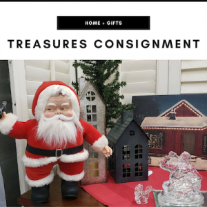 Treasures Consignment - Nashville, TN Local Gifts