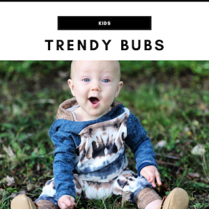 Trendy Bubs - Nashville, TN Local Gifts