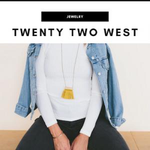 Twenty Two West - Nashville, TN Local Gifts