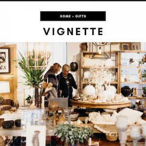 Vignette - Nashville, TN Local Gifts