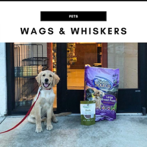 Wags & Whiskers - Nashville, TN Local Gifts
