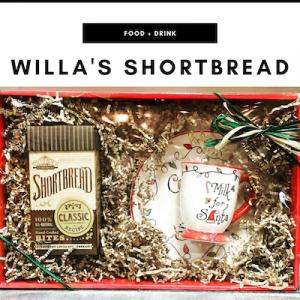 Willa's Shortbread - Nashville, TN Local Gifts