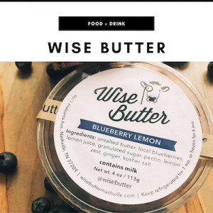 Wise Butter - Nashville, TN Local Gifts