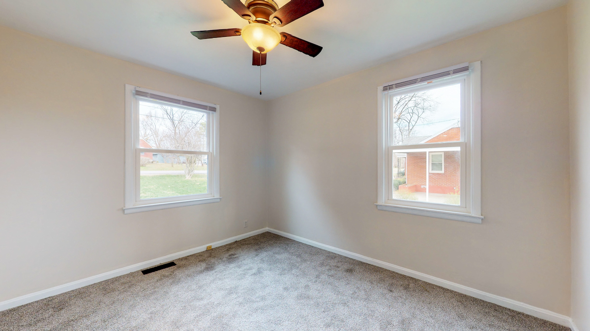 2nd bedroom - 2509 David Drive, Donelson home for sale