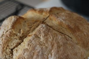 Irish soda bread recipe for St. Patrick's Day