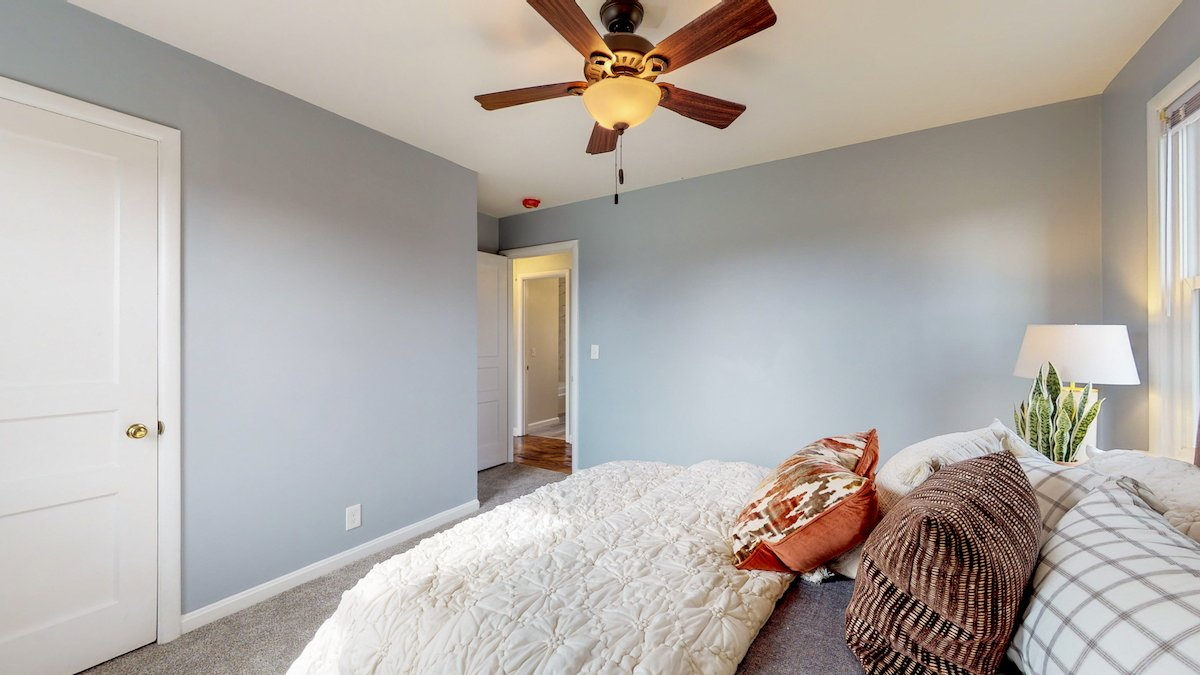 master bed - 2509 David Drive, Donelson home for sale