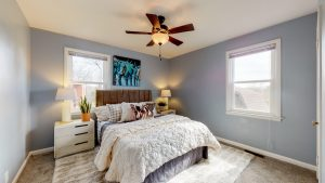 master bedroom - 2509 David Drive, Donelson home for sale