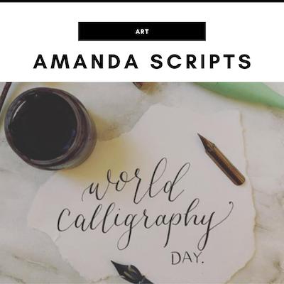 Amanda Scripts - Nashville, TN Local Gifts