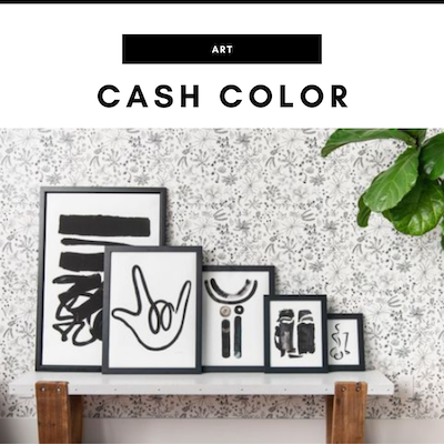 Cash Color - Nashville, TN Local Gifts